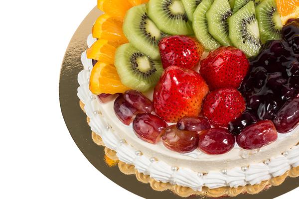 4 وصفات لأشهى كيكات الفاكهة