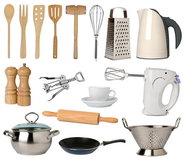 ما ھي أدوات المطبخ الأساسیة؟