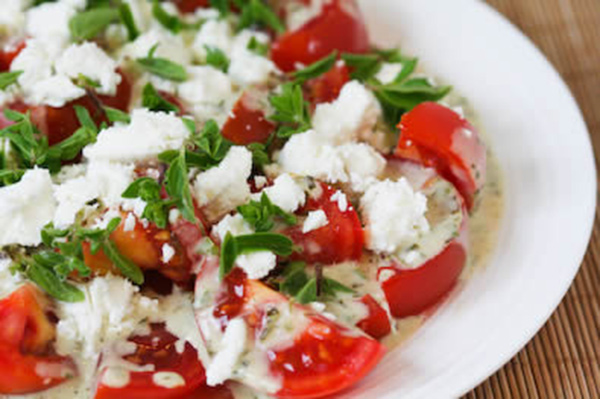 Image result for الطماطم والجبن