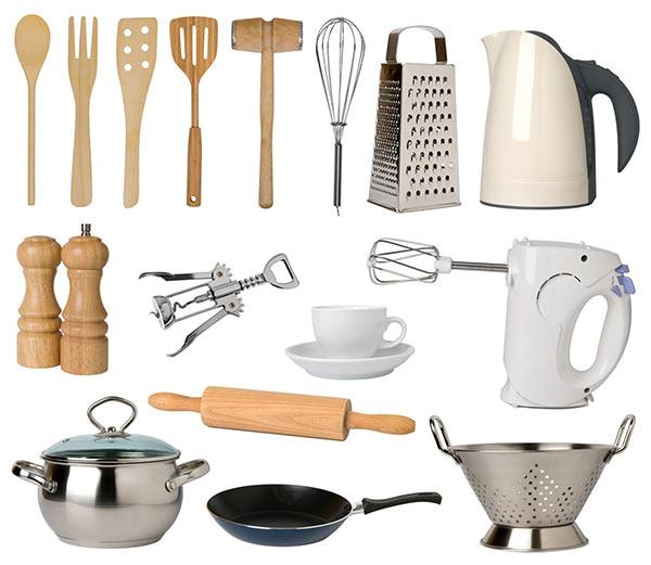 Designer Kitchen Utensils