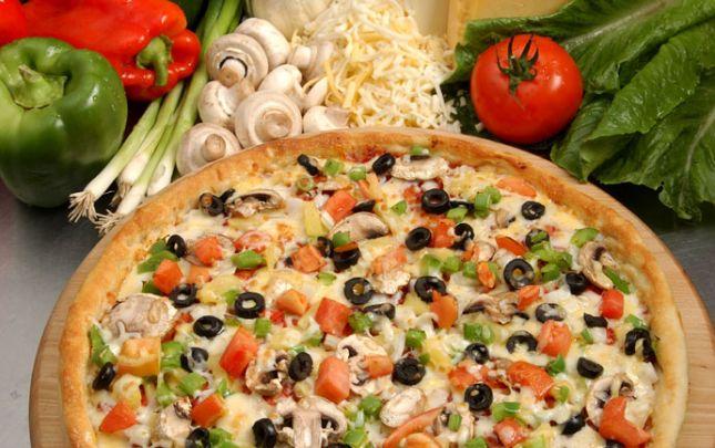 بيتزا الخضار السهلة| مطبخ سيدتي
