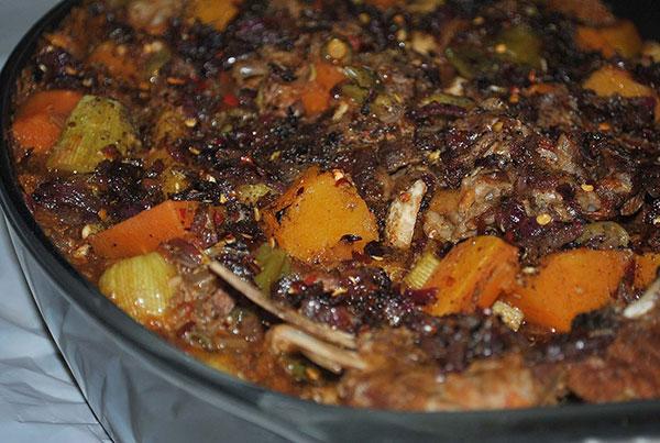 طريقة عمل القرصان أكلة أهل نجد المميزة وصفات طبخ أكلات اللحوم