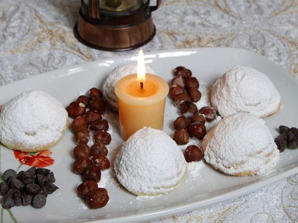 مجموعة وصفات قسم الحلويات والعصائر # متجـــدد # -chocolat-bendok