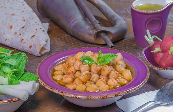 البليلة... وجبة خفيفة صحية