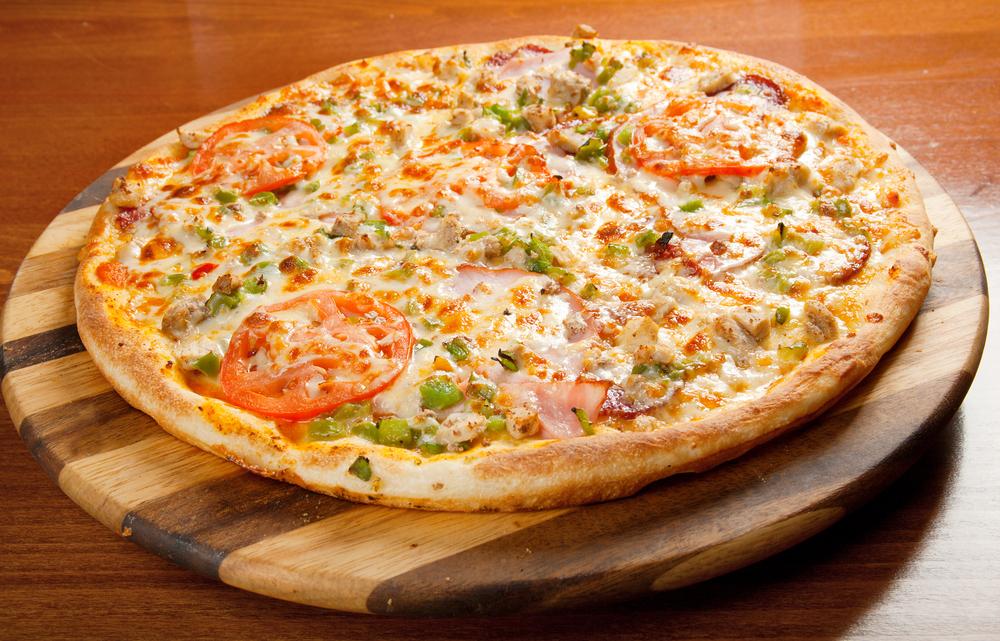بيتزا الأجبان الأربعة