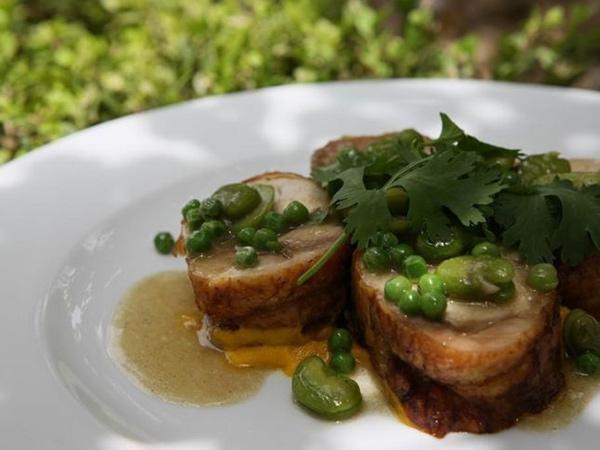 أعدّي طبق دجاج مع الخضر.. لوجبة متكاملة وشهية
