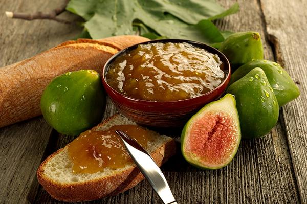 طريقة تحضير مربى التين Fig-jam