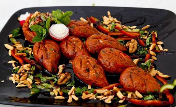 الكبّة النيئة من المطبخ الأرمني