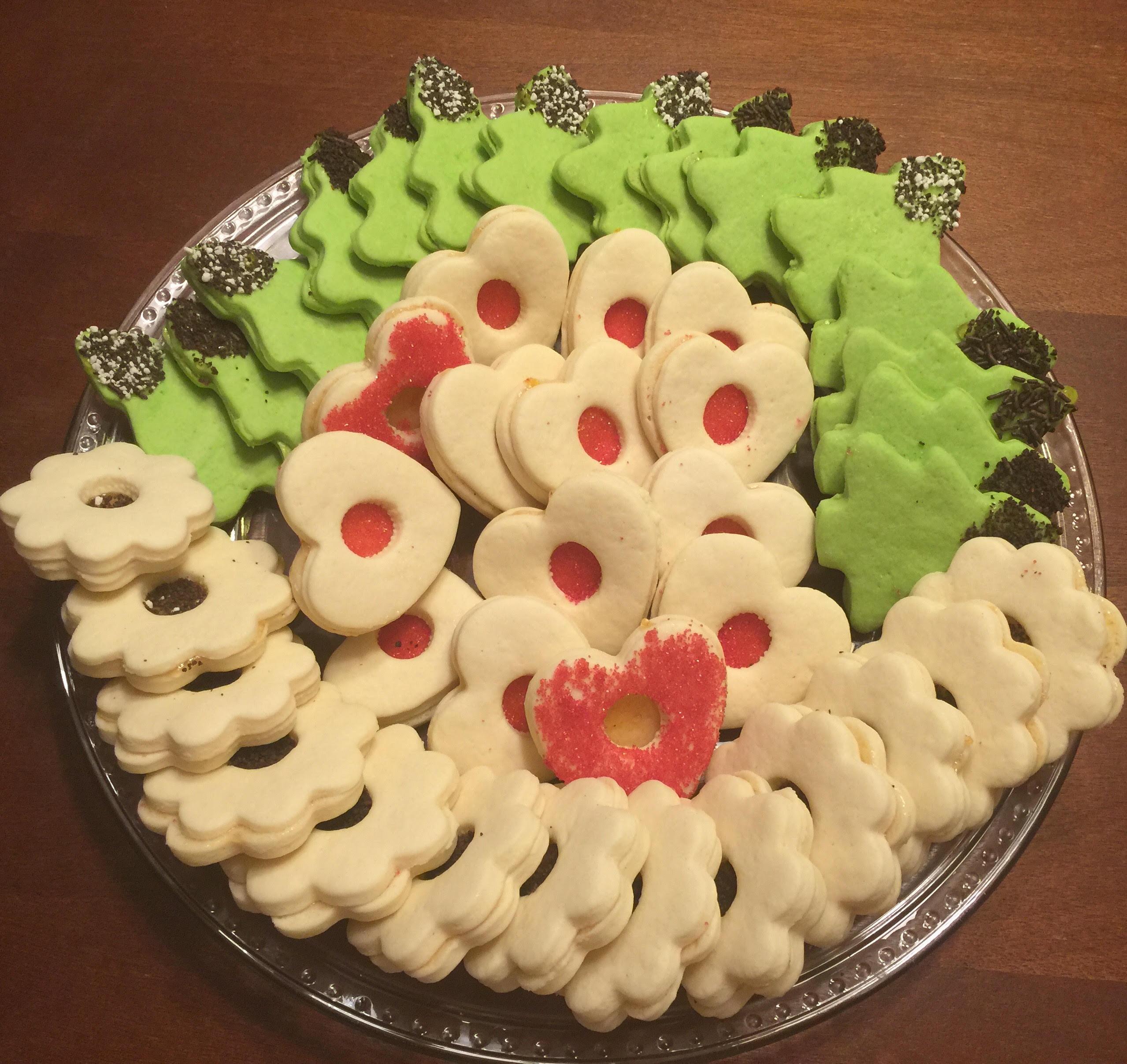 الحلويات بيتيفور النشا