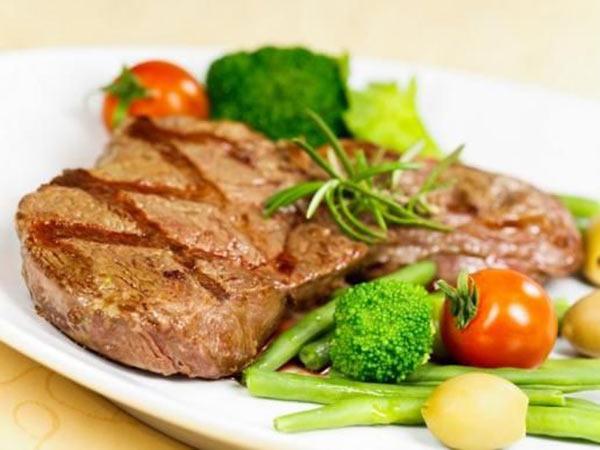 وصفة عمل الستيك المشوي مع البهارات Steak-with-spices