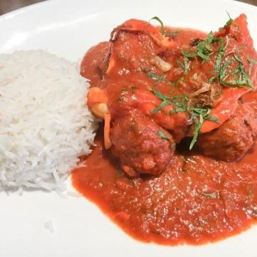ايدام لحم هندي