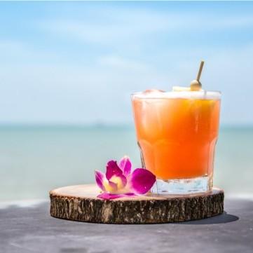 كوكتيل البرتقال على طريقة هاواي