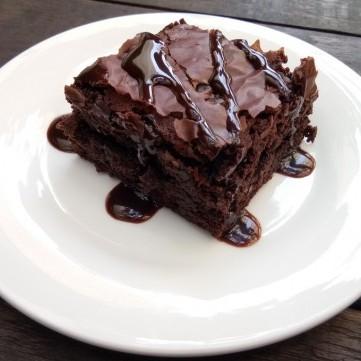 براونيز الشوكولاتة الداكنة