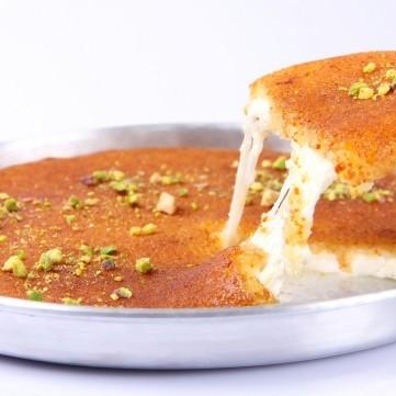 الكنافة النابلسية بالجبن