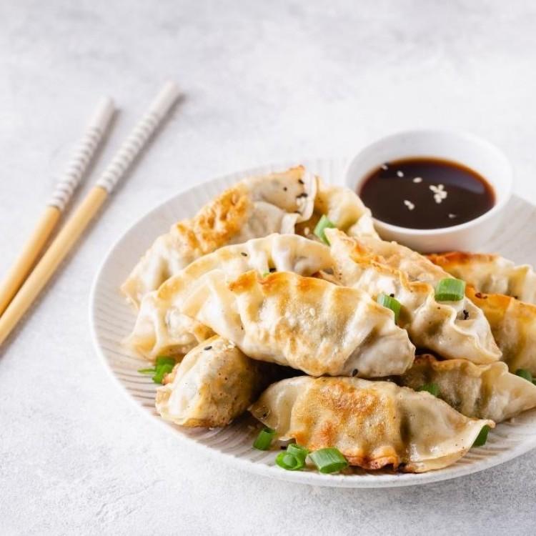 الدمبلينغ الصيني مثل المطاعم