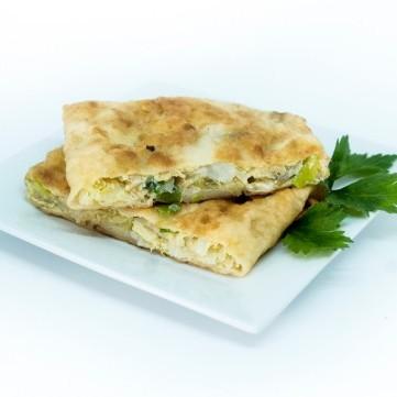 مطبق جبن من المطبخ السعودي