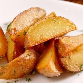 البطاطس بروستد