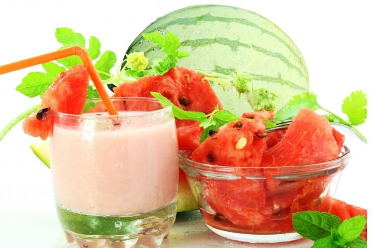 سموذي البطيخ