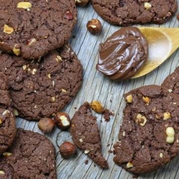 حلويات شوكولاتة النوتيلا الرائعة والشهية