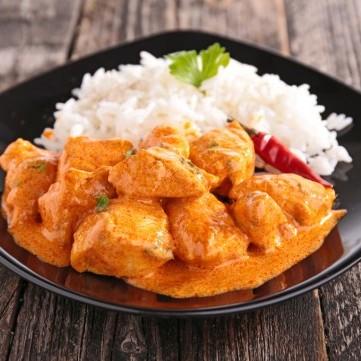 دجاج هندي بالزبادي