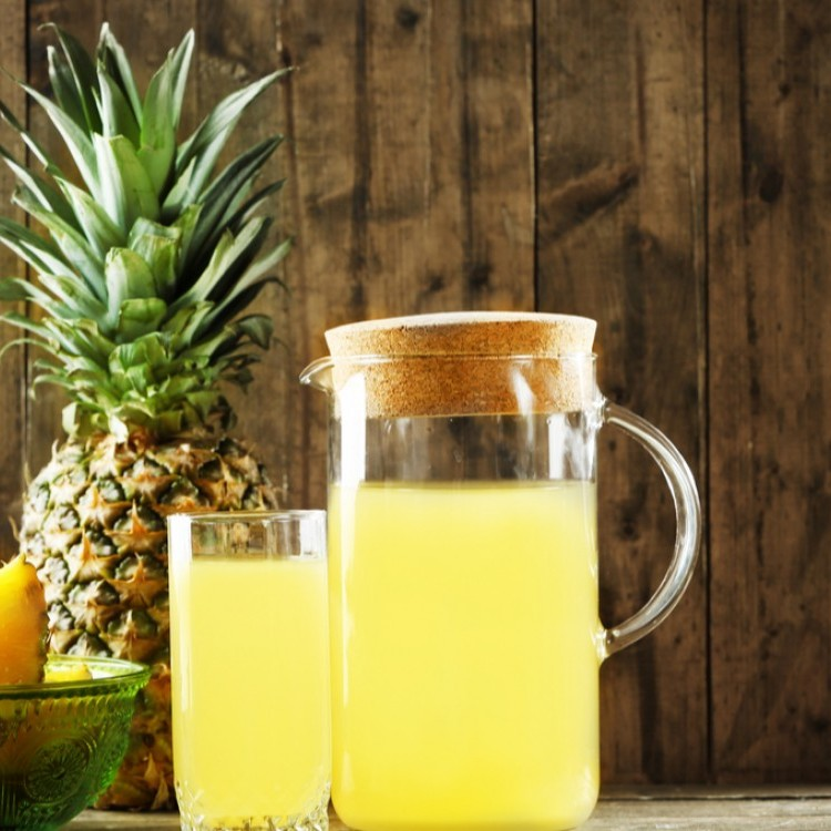 عصير الأناناس للتنحيف