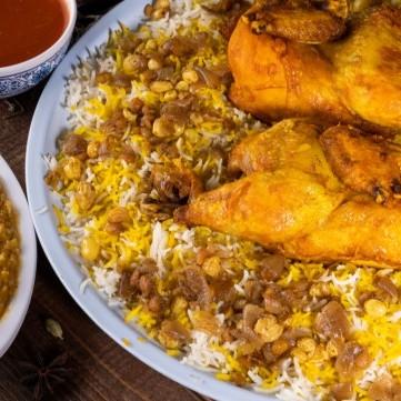 المجبوس من المطبخ السعودي