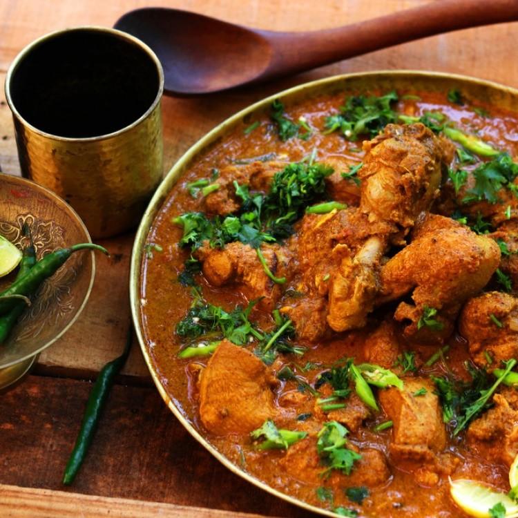 طريقة عمل دجاج كاري بالكريمة وصفات دجاج
