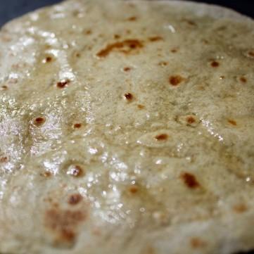 الخبز الهندي بالطريقة الأصلية