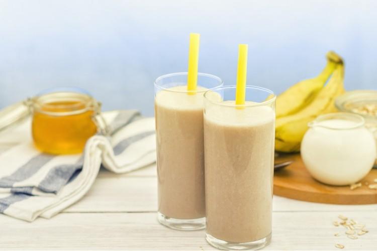 طريقة تحضير ميلك شيك Milk Shake بنكهات مختلفة 2020