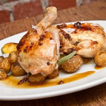 صينية دجاج اليوم بالزبادي