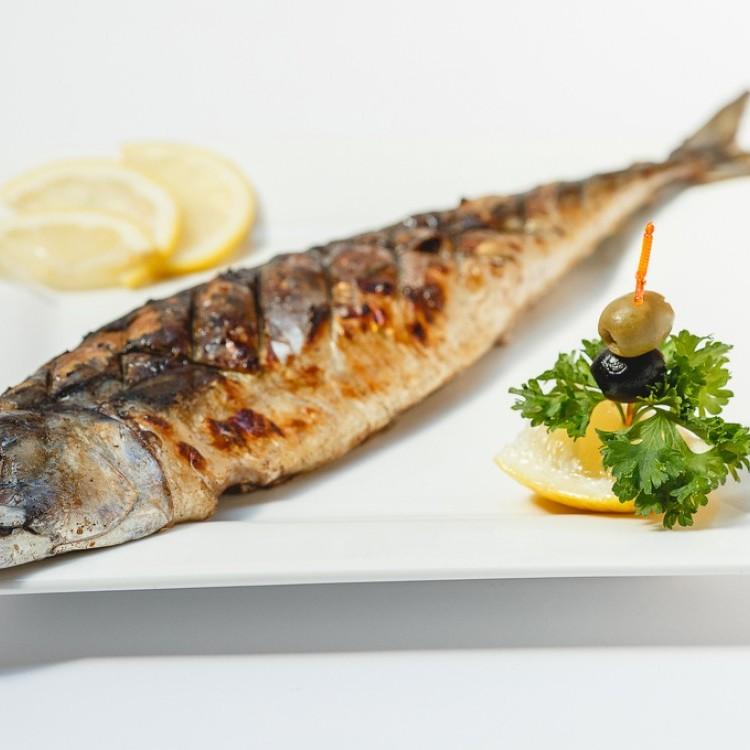 صينية السمك على الطريقة الإيطالية للرجيم