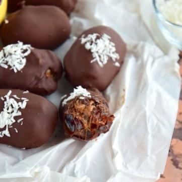 حلويات بالتمر لعيد المولد النبوي