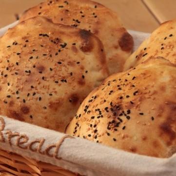 خبز الكباب التركي