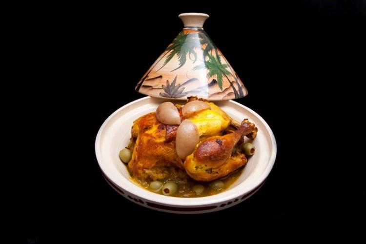 صينية دجاج