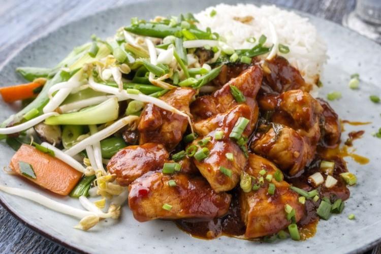 دجاج كانتون الصيني