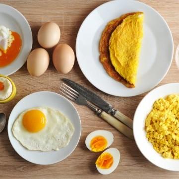 طرق صحيحة لحفظ البيض
