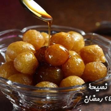 نصائح للالتزام برجيم رمضان
