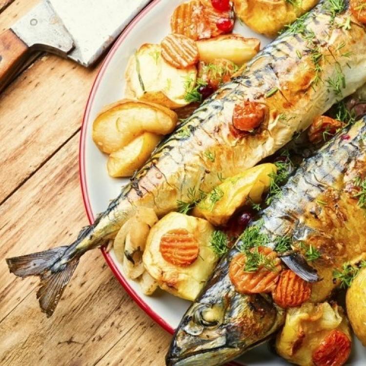 وصفات شهية بالسمك