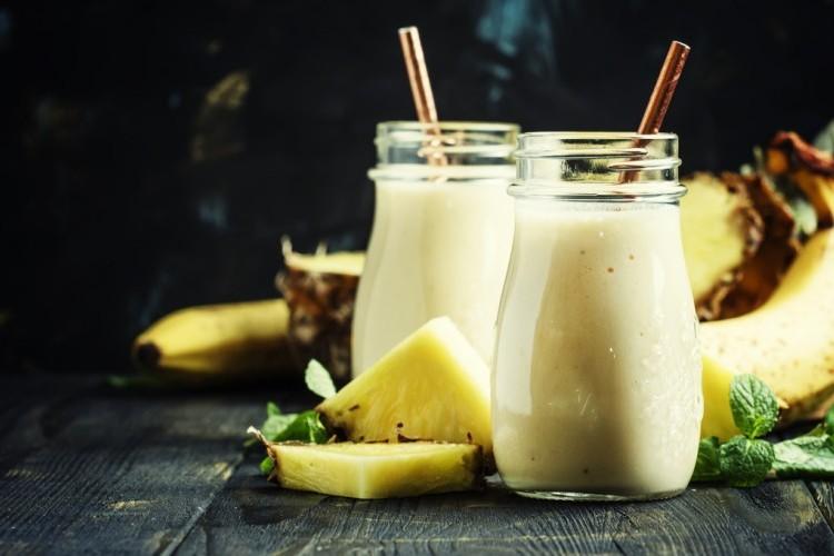 طريقة عمل سموذي الأناناس , سموذي الأناناس بحليب الصويا 2021 2a25f792c00d99f23e56