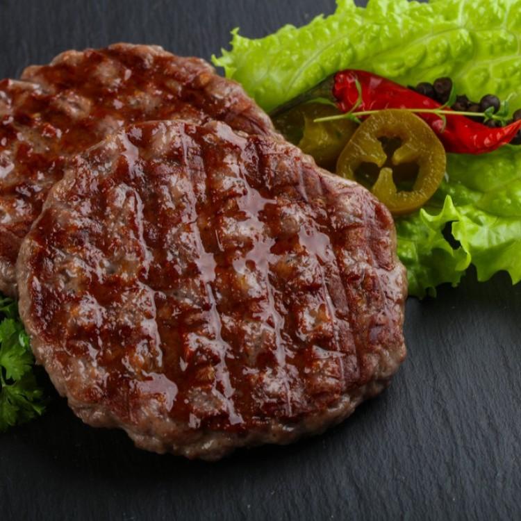 برغر اللحم الصحي