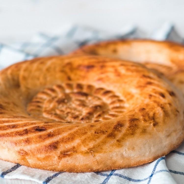 خبز التميس في المنزل