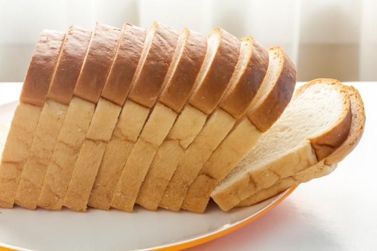خبز التوست المنزلي