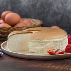 الكيكة الاسفنجية اليابانية