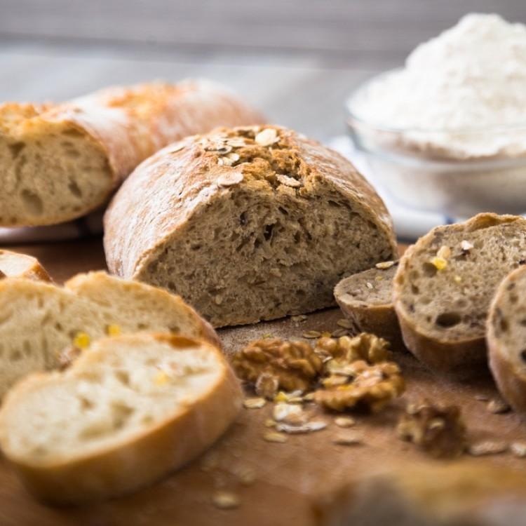 خبز صحي بالشوفان