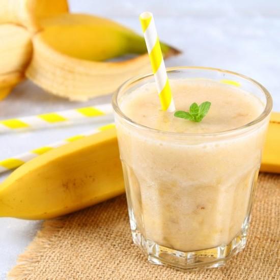 مشروب الموز بالزنجبيل لحرق الدهون