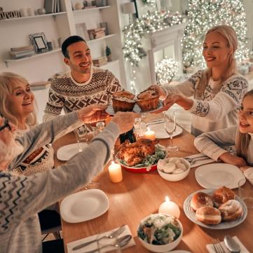 تقاليد من حول العالم في تناول بعض الأطعمة ليلة رأس السنة الجديدة