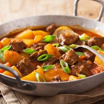 إيدام اللحم بالقرع .. وصفة صحية وشهية
