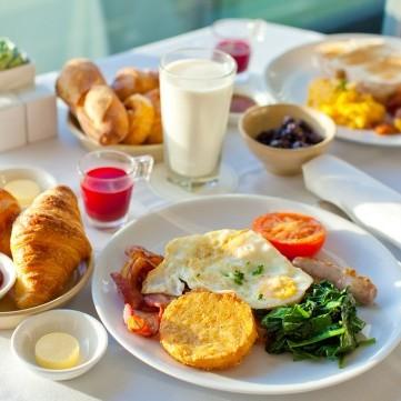 ما هي وجبة الفطور التي تساعد في إنقاص الوزن؟