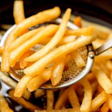 حيل لتحضير البطاطس المقلية كالمطاعم