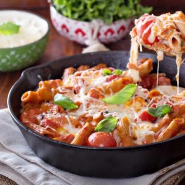 وصفات شهية من المطبخ الإيطالي
